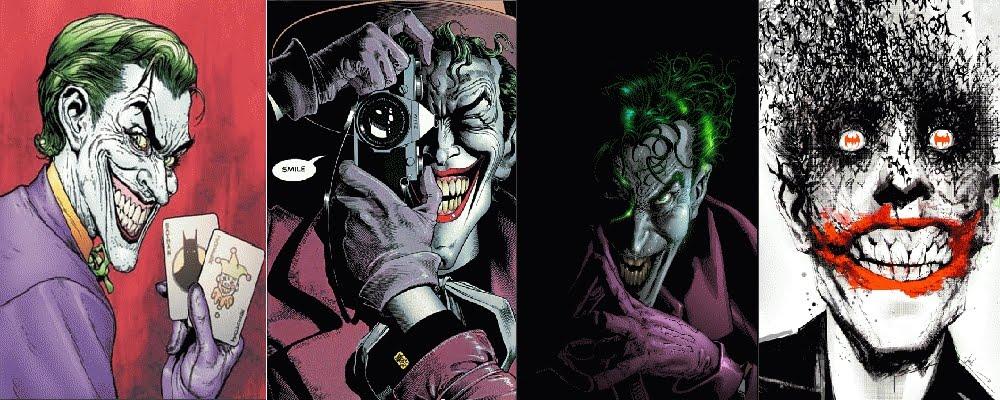 The Joker Capability Website