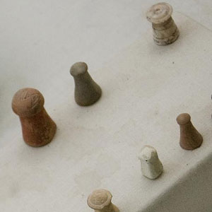 goddesschess games in ancient indus mohenjo daro chess pieces from mohenjo daro photo bennylin0724 flickr