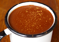 El Mexicano - Chocolate Quente (vegana)