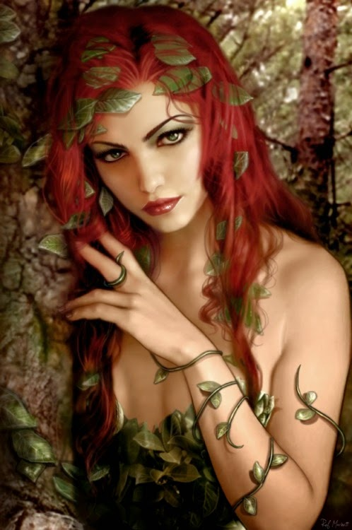 Elfin of the Ivy