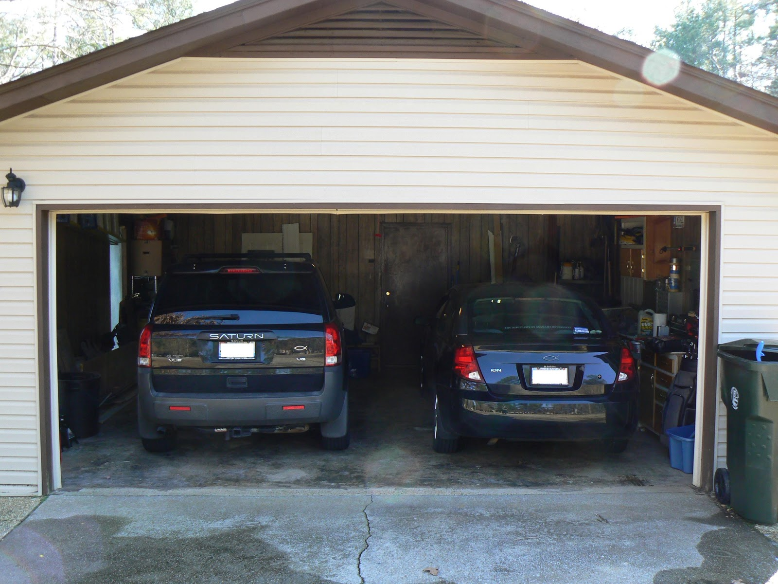 Home sweet project home finding space 16 car garage