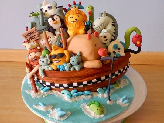 creative or not creative birthday cake ideas