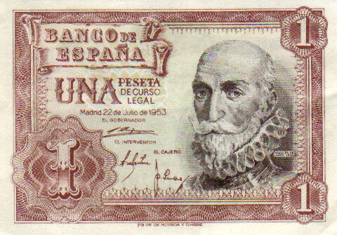 Monedas y Billetes del mundo-http://2.bp.blogspot.com/-W2dDseYwOKI/TuXxlcZZJlI/AAAAAAAAE-0/cWajSq0g_vY/s1600/20111127175807-billete-de-una-peseta.jpg