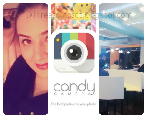 candy camera filters