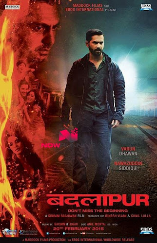 Badlapur (2015) Movie Poster No. 4