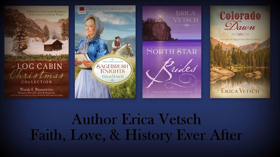 Erica Vetsch On The Write Path