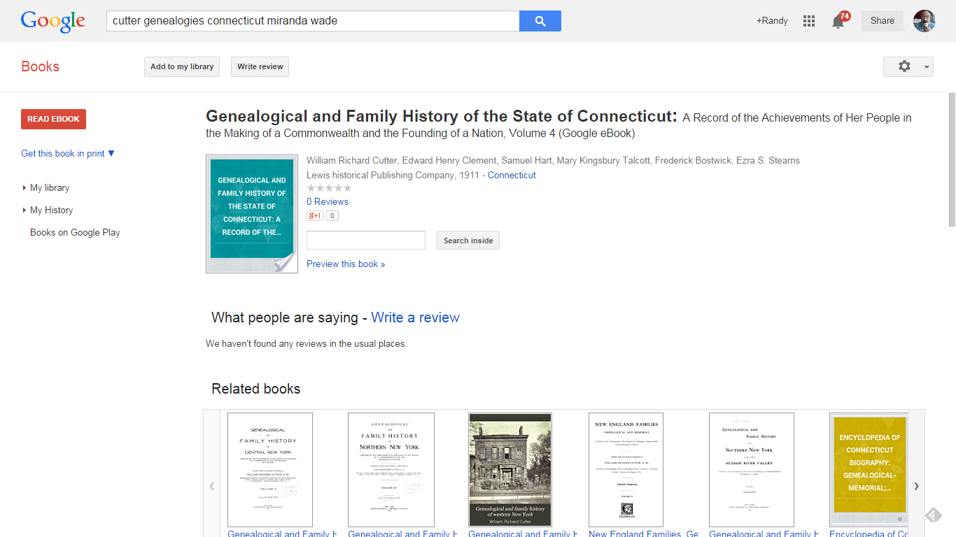 I Copied And Pasted Most Of Thermation Into The Source Template For  Geneamusings: Crafting A How To Cite An Article Using Google Scholar