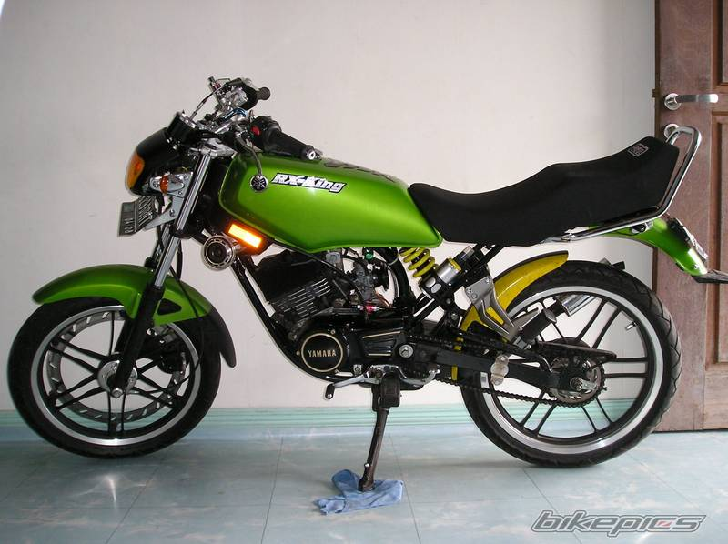 Kumpulan Gambar Modifikasi Yamaha RX King Terbaru 2013 title=