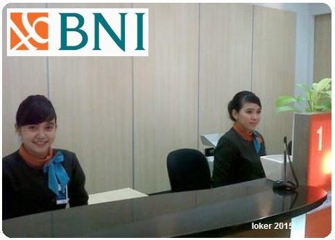 lowongan kerja D3 Bank BNI, Info kerja BUMN BNI, Loker terbaru Bank BNI