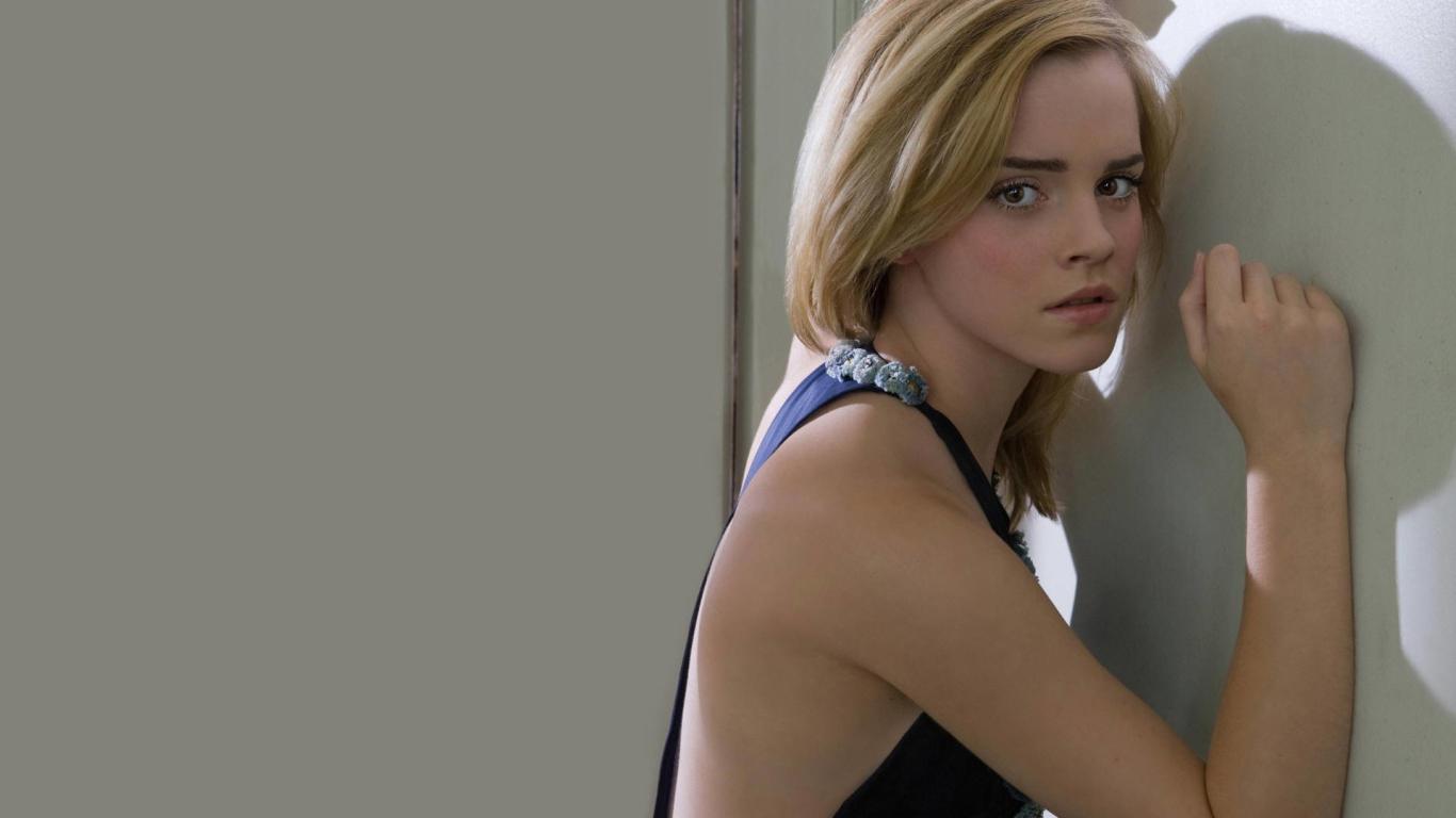 Emma Watson Photoshoot HD Wallpaper