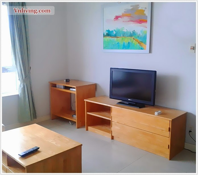 Phu Nhuan Building apartment for rent
