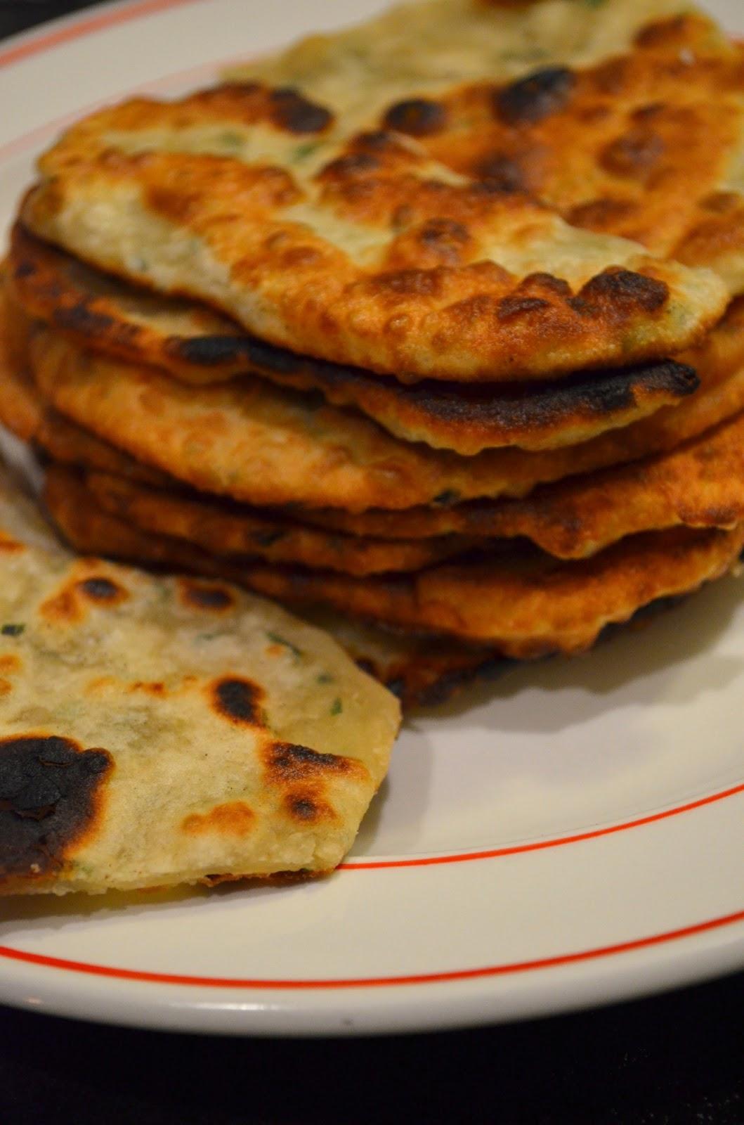 Scallion Pancakes Recipe — Dishmaps