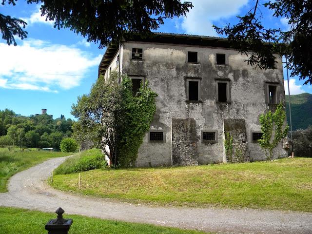 Iseo e franciacorta news monte isola in vendita la for Piani scozzesi della casa del castello dell altopiano