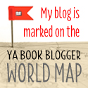 I'm on the YA Book Blogger Map!
