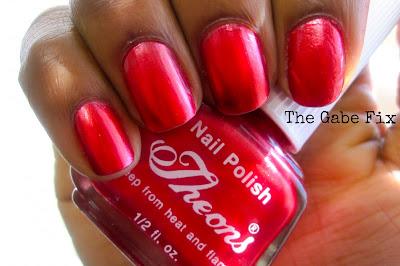 Manicure Monday – Theons #5