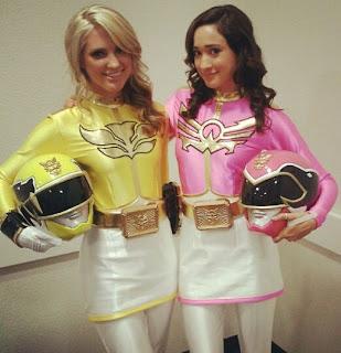 Perbedaan Power Rangers dan Super Sentai