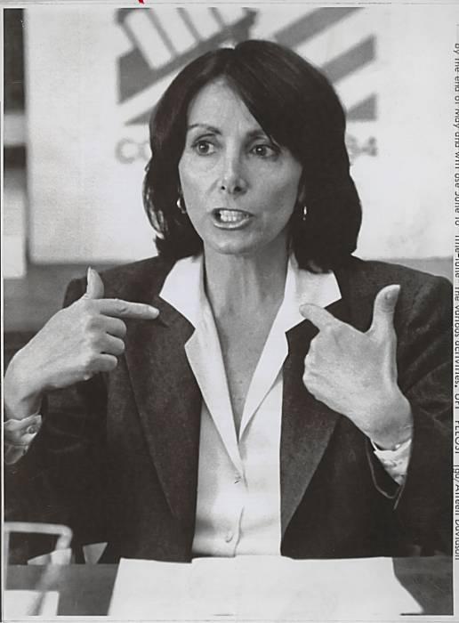 Nancy Pelosi Teenager Nancy D'Ale...