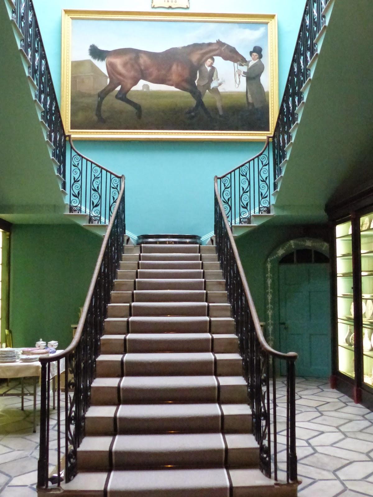 Birding For Pleasure Mount Stewart House Reopend