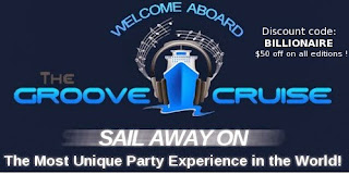 Groove Cruise Los Angeles 2015 - discount code