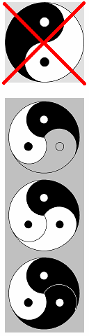 Yin-Yang is actually ... ...Yin-Yang-Neutral