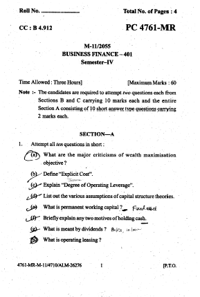 Custom financial essay papers