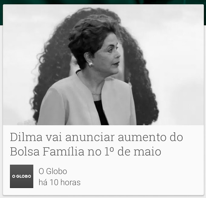 Dilma não desiste