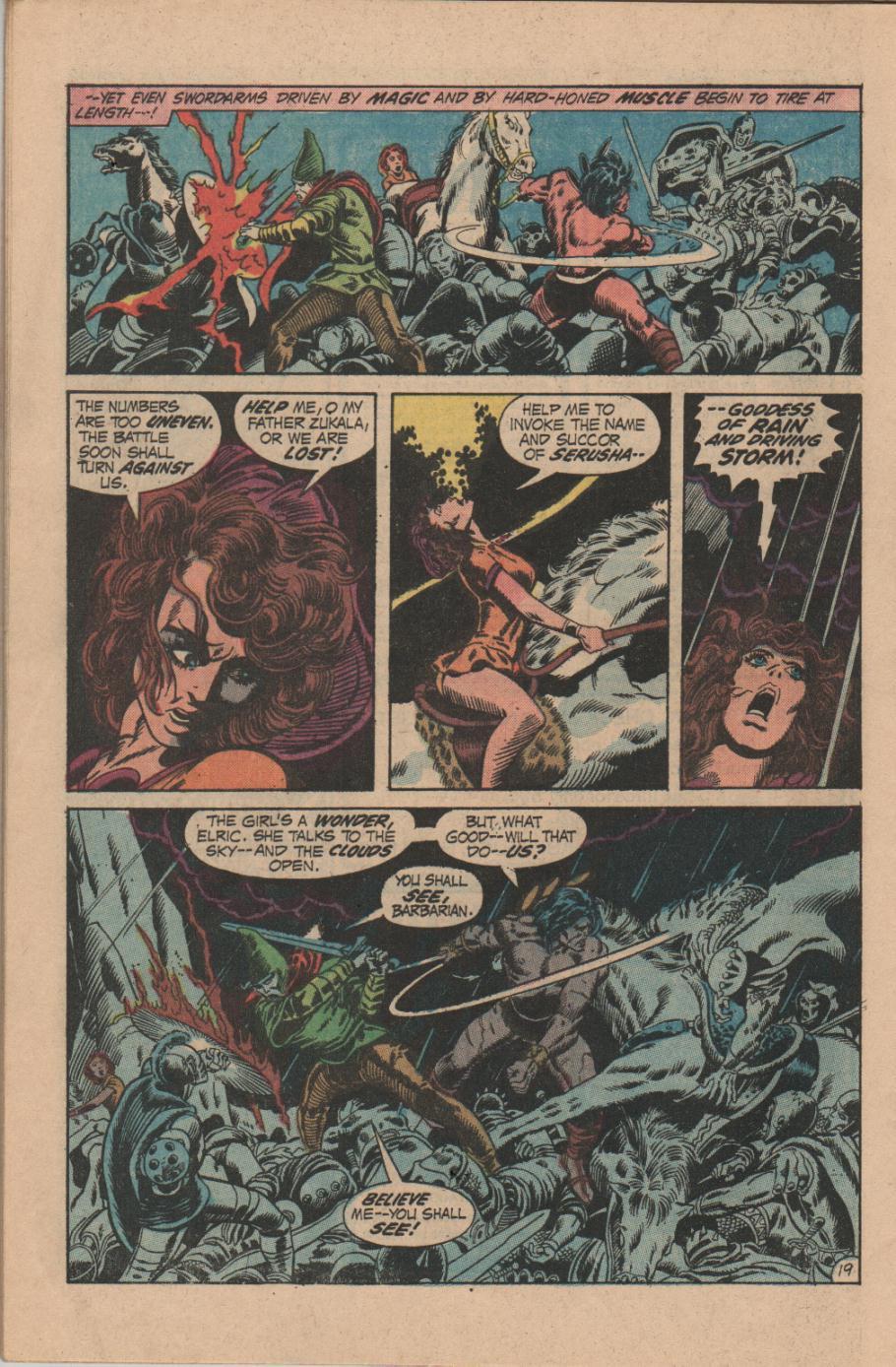 Conan the Barbarian (1970) Issue #14 #26 - English 20