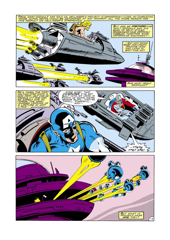 Captain America (1968) Issue #288 #204 - English 13