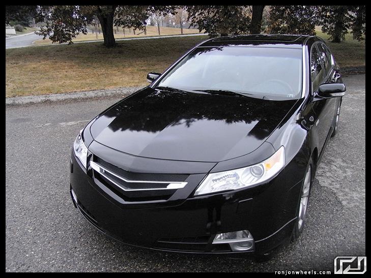 2008 Acura Tl Custom Grill - www.proteckmachinery.com