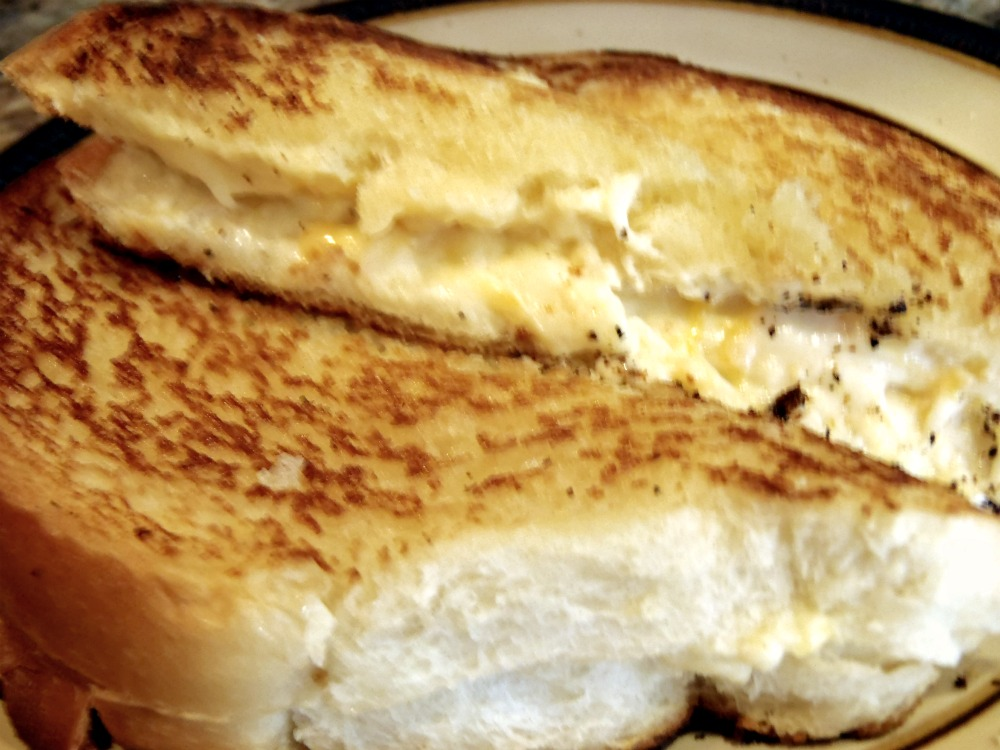 Aunt Peg's Recipe Box: GRILLED CHEESE FOR GROWN-UP'S