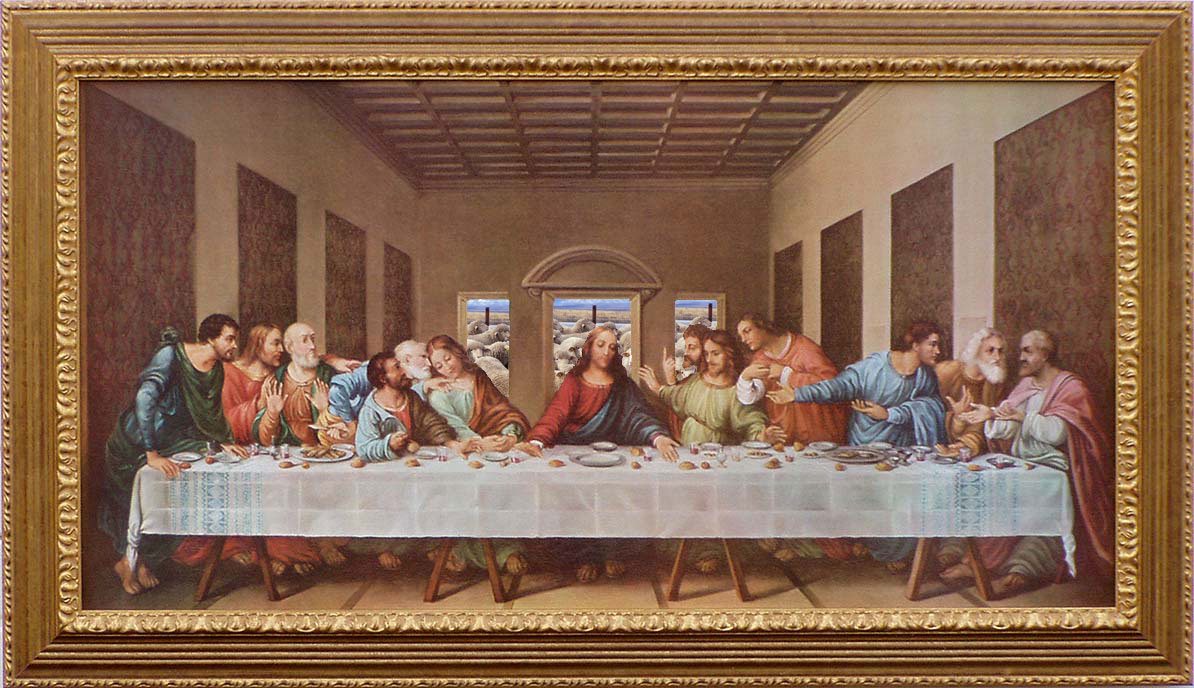 da vincis last supper quotthe truthquot
