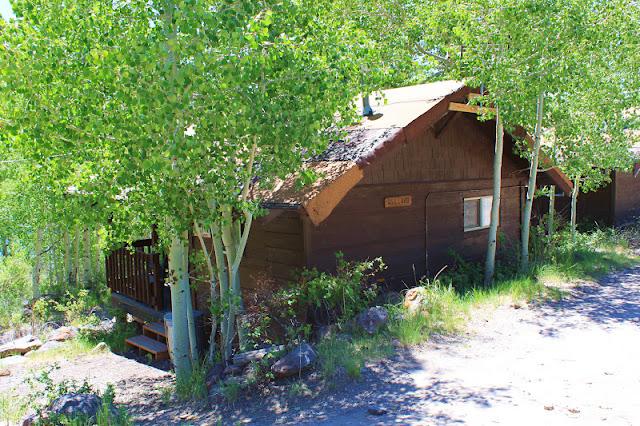 Rental cabins at fish lake utah mallard 3 person for Fishing cabin rentals