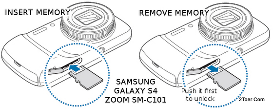 how to insertremove microsd memory card samsung galaxy s3