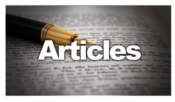 Articles Libres