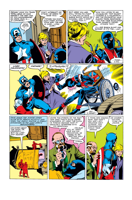 Captain America (1968) Issue #254 #169 - English 15