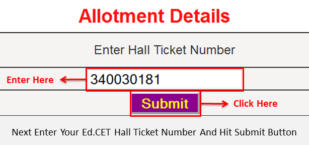 Edcet Allotment Order Download 2014 for B.Ed admissions BED 2014 ed cet allotment order apedcet.org