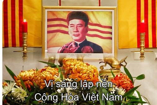 Image result for Hinh Lễ Giổ Tong Thong Ngo Đình Diệm