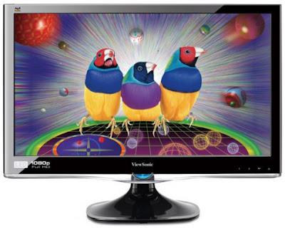 ViewSonic Launched Full HD VX2250wm-LED Monitor
