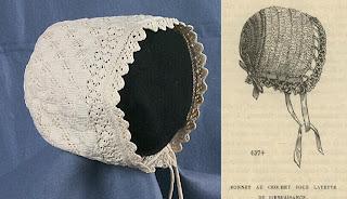 bonnets sur grands tricotins