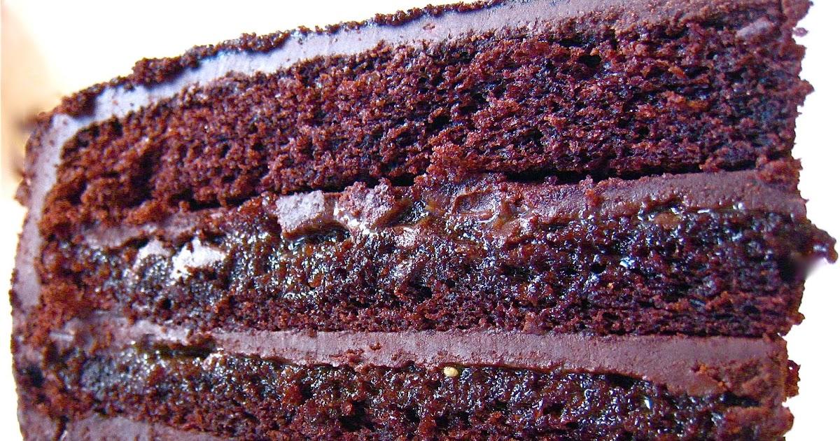 Tartine Devil S Food Cake Recipe