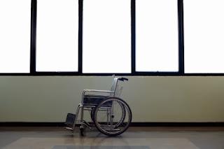 """Wheel Chair In Hospital"" by sakhorn38 from FreeDigitalPhotos.net"