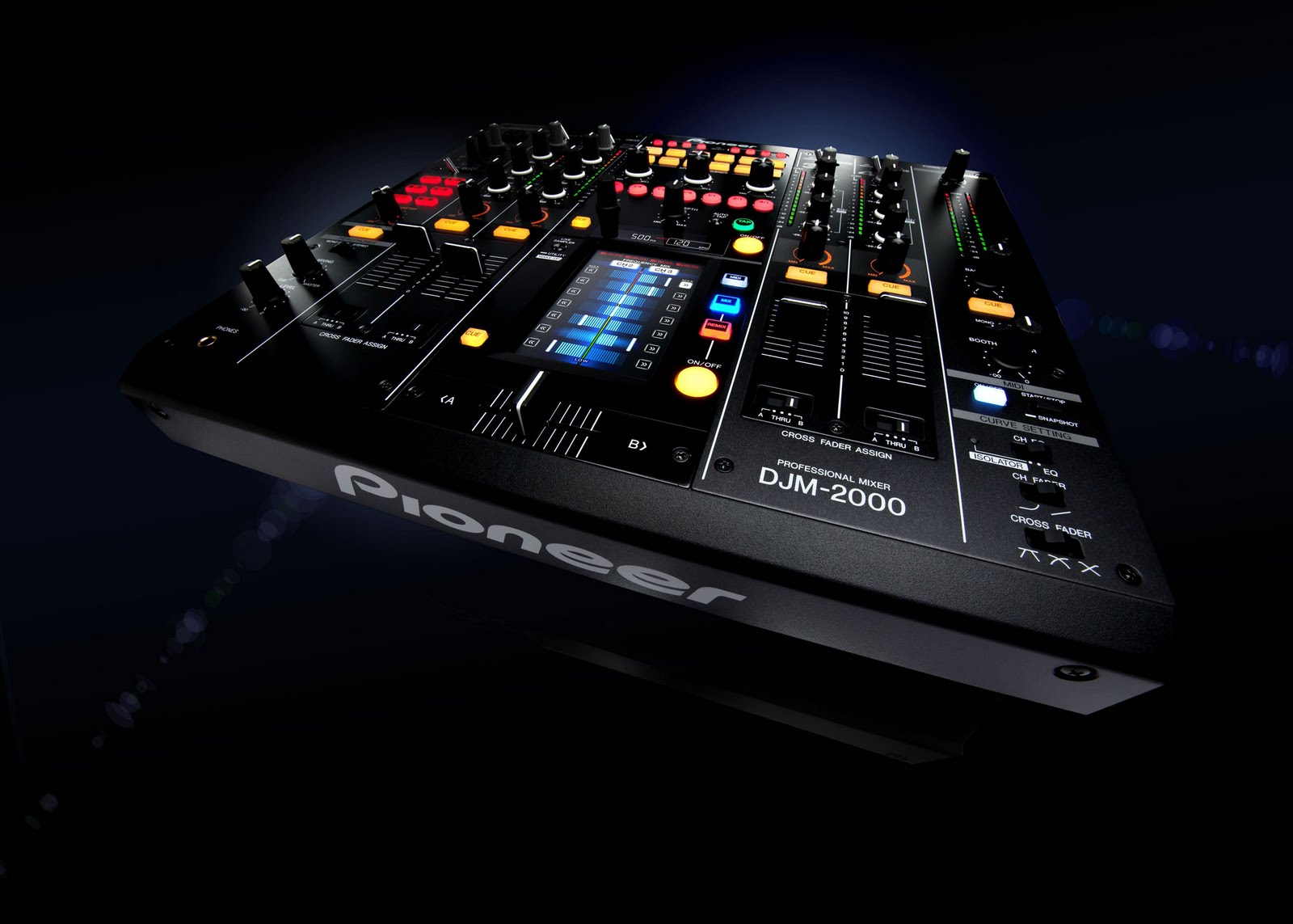 Proffesional DJ Equipment Review DJM 2000 Proffesional