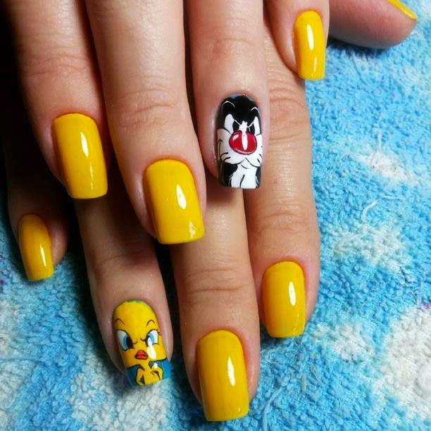 Colorful Nails Designs