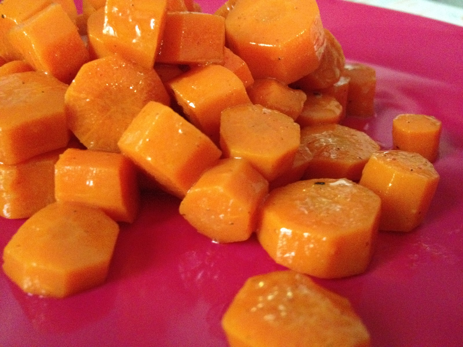 Bring some water to a boil in a medium pot. Add the carrots and boil ...
