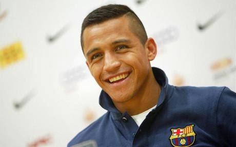 السيرة الذاتية أليكسيس سانشيز , معلومات عن لاعب نادي برشلونة Alexis Sanchez