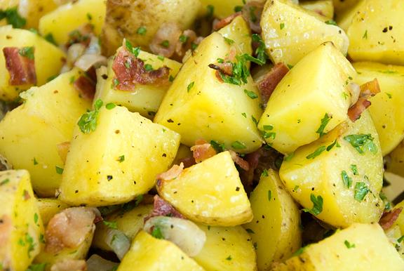 FOOD READY: German Potato Salad