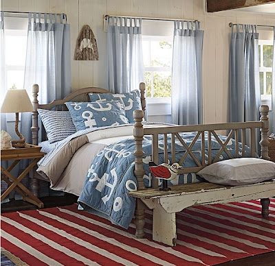 nautical room inspiration