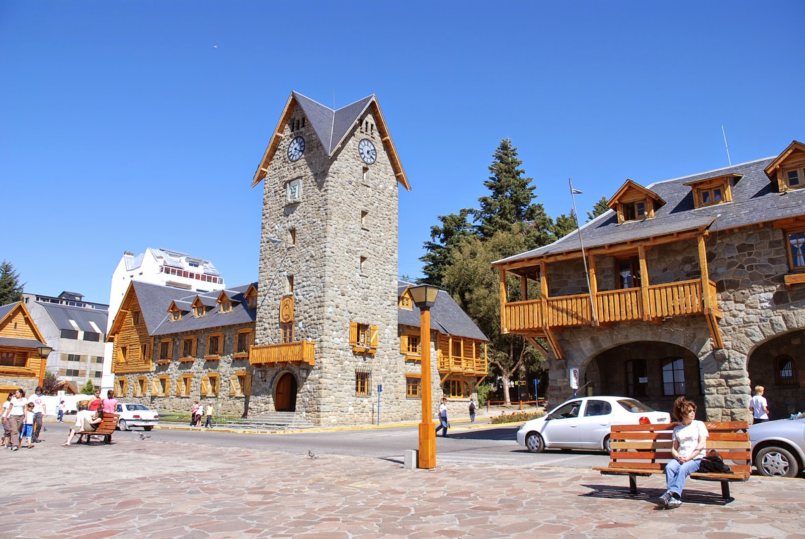 Turismo en Bariloche, Argentina