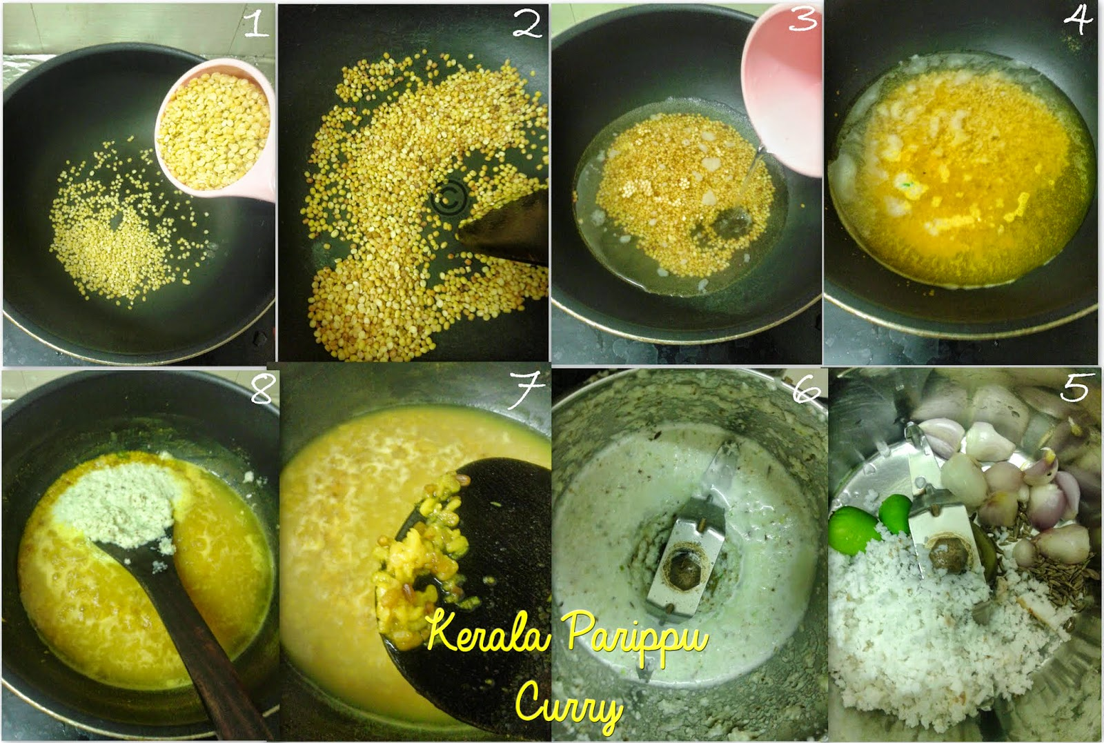 South-indian-dal-recipes
