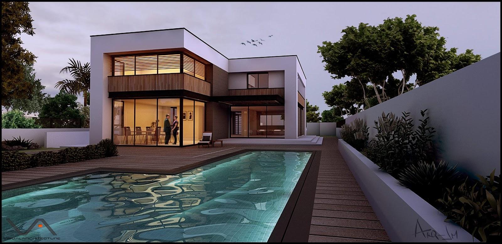 Nomeradona SketchUp VR: SSMDS_6: MS House by Juan Manuel Ariza